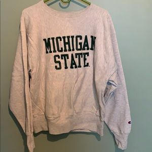 MSU Champion Sweatshirt